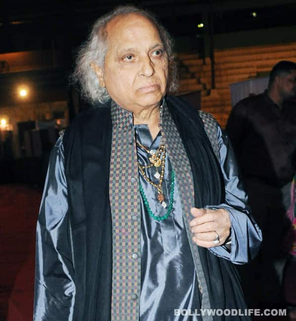INDIAN IDOL 6: Pandit Jasraj is guest judge