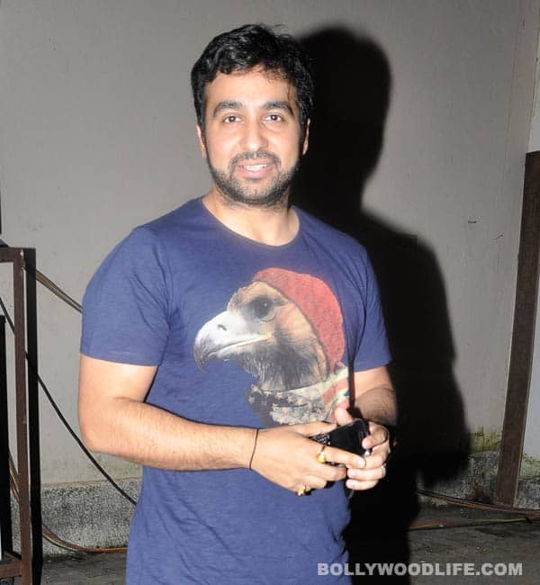 Raj Kundra: I am having an affair with my stylist