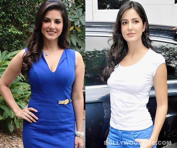 Sunny Leone wants to watch 'Ek Tha Tiger' for Katrina Kaif!