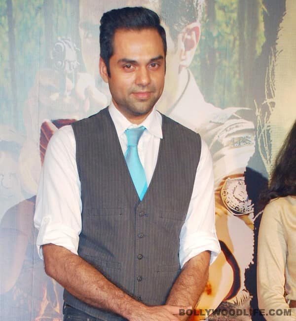 Was Prakash Jha harsh on Abhay Deol in 'Chakravyuh'?