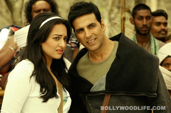 Is Akshay Kumar's 'Joker' the shortest commercial masala film till date?