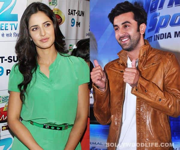 Katrina Kaif confirms that she's not in a relationship with Ranbir Kapoor!
