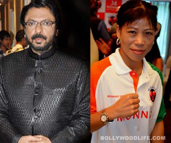 Sanjay Leela's Bhansali's next film based on MC Mary Kom?