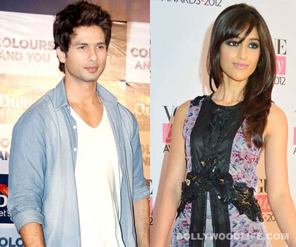Does Shahid Kapoor like Ileana D'Cruz?