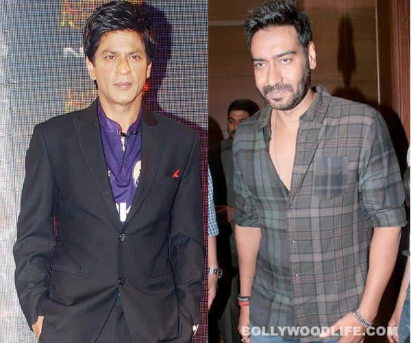 Shahrukh Khan or Ajay Devgn – who will rule this Diwali?