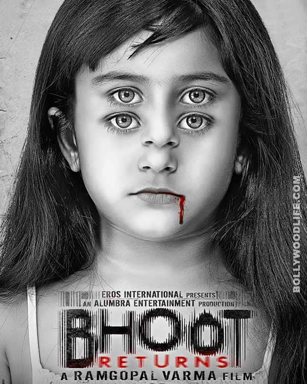 Ram Gopal Varma's Bhoot Returns: first look