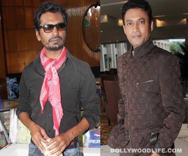 Nawazuddin Siddiqui-Irrfan in Anurag Kashyap'snext