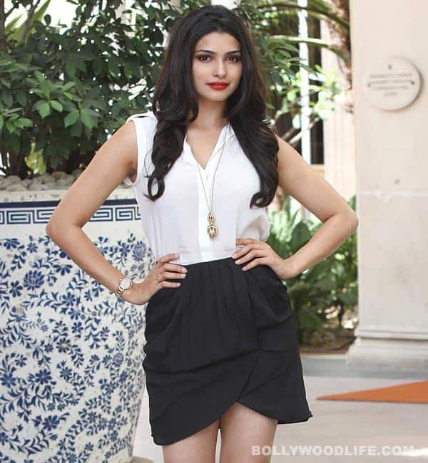 Prachi Desai: Happy birthday!