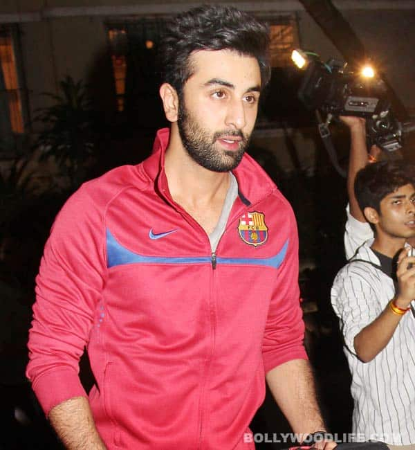 Barfi! makes Ranbir Kapoor stop smoking!