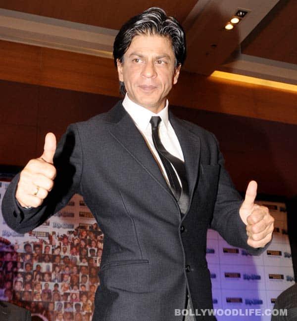 Shahrukh Khan: Priyanka Chopra will make Indiaproud!