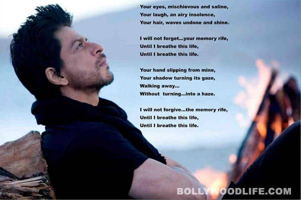 Shahrukh Khan's Jab Tak Hai Jaan is a hit already – on Twitter!