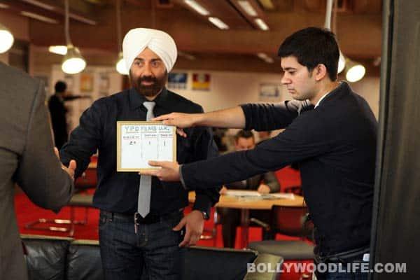 Sunny Deol's son Karan Deol turns assistant director for Yamla Pagla Deewana2