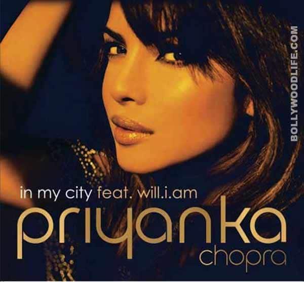Priyanka Chopra's single In my city: First look