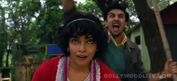 BARFI! new song Kyon: Ranbir Kapoor and Priyanka Chopra are super cute!