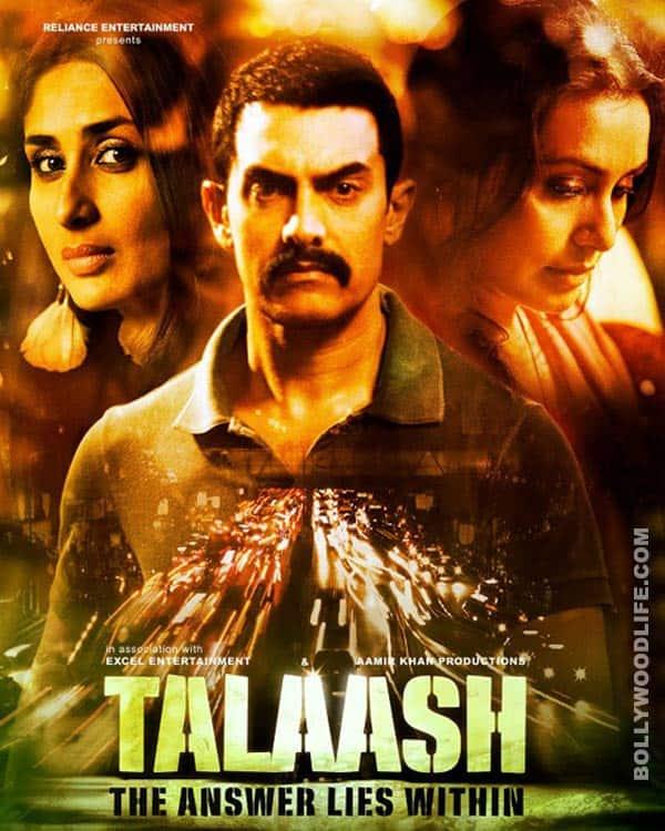 Is Aamir Khan's Talaash a remake of Anniyan or ShutterIsland?