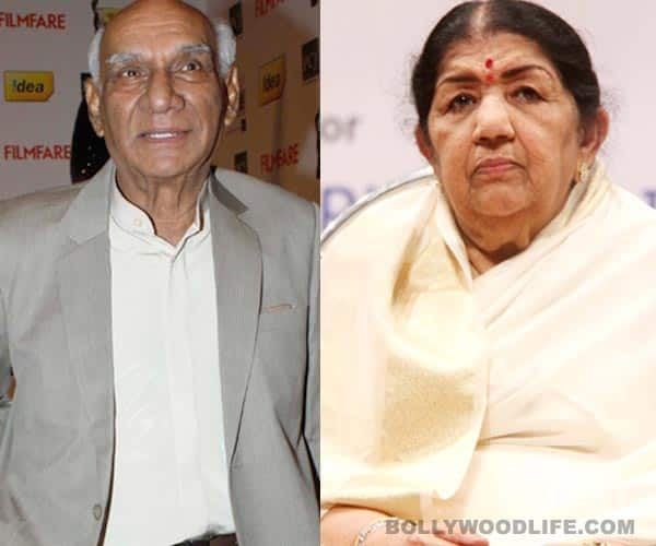 Will Yash Chopra stand by Lata Mangeshkar during her troubled times?