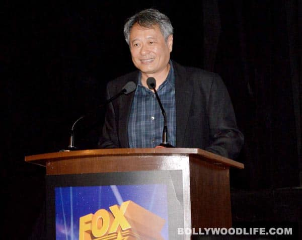 Oscar-winning director Ang Lee in India to promote Life of Pi