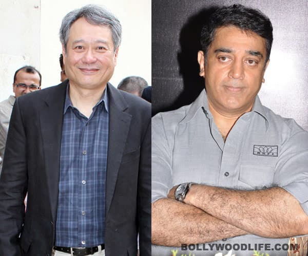 Kamal Haasan turns journalist; interviews Hollywood director Ang Lee