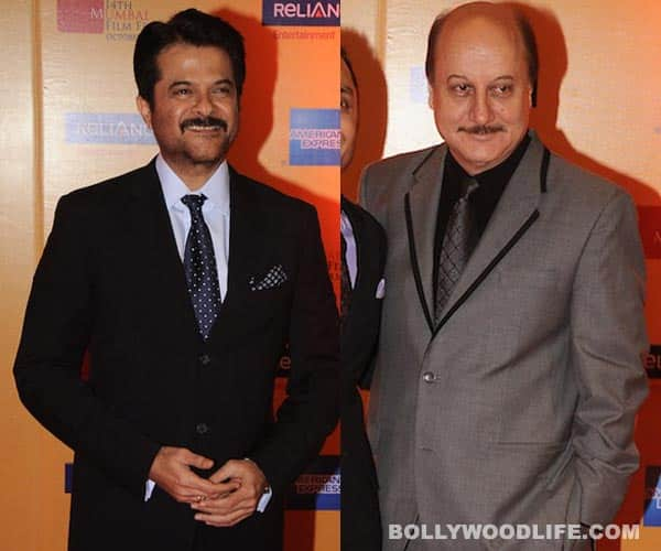 Anil Kapoor: Anupam Kher's Silver Linings Playbook is the frontrunner for Oscar nomination