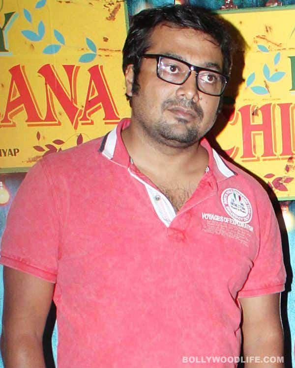 Why is there a smear campaign against Anurag Kashyap?