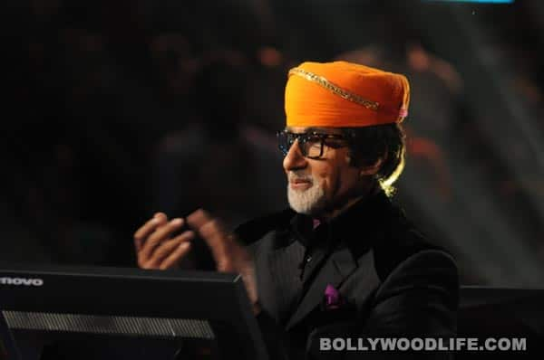 Kaun Banega Crorepati 6: Look what Amitabh Bachchan received as a birthday gift!