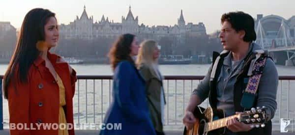 JAB TAK HAI JAAN song Challa: Shahrukh Khan meets KatrinaKaif