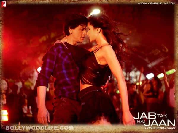 JAB TAK HAI JAAN song teaser Ishq shava: Shahrukh Khan gets groovy with KatrinaKaif