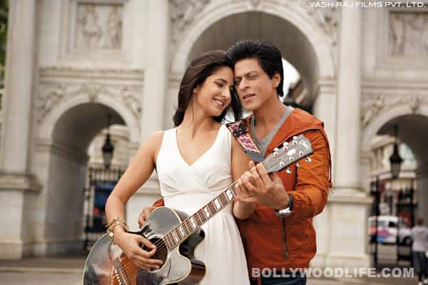 JAB TAK HAI JAAN movie review: Slick, stylish, high on romance!