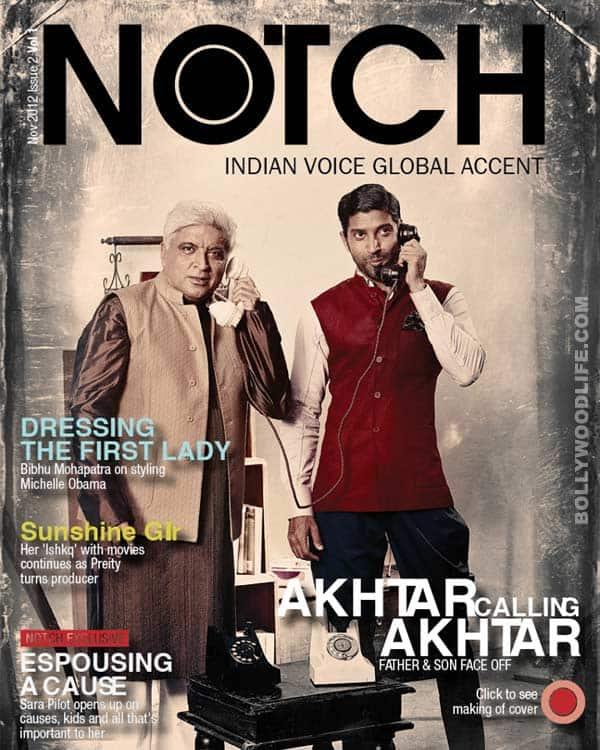 Rani Mukerji, Yami Gautam, Farhan Akhtar: November fashionistas
