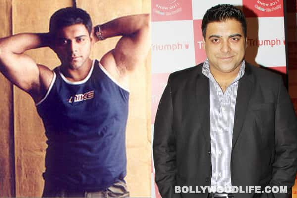Do you prefer Ram Kapoor all roly-poly or muscular?