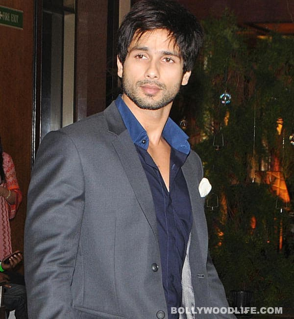 Is Shahid Kapoor uncomfortable about Kareena Kapoor-Saif Ali Khan's wedding?