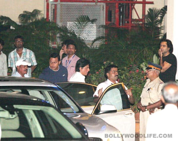 Shahrukh Khan, Salman Khan, Priyanka Chopra pay their last respects to Yash Chopra: view pics