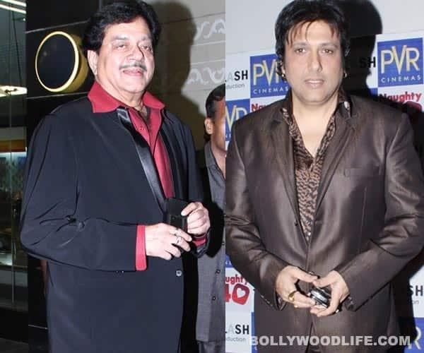 Shatrughan Sinha, Govinda in Pahlaj Nihalani's Avatar!