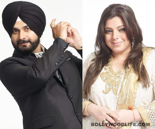 Bigg Boss 6: Is Sidhu's meddling getting on Delnaaz Irani's nerves?