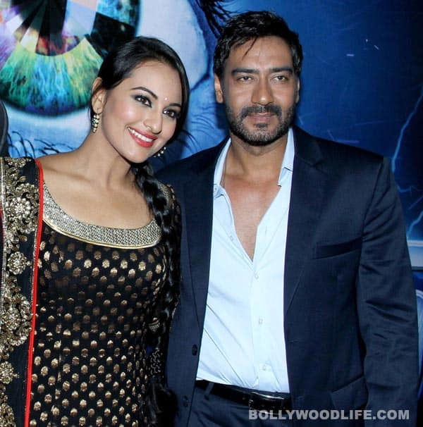 Indian Grand Prix 2012: Ajay Devgn & Sonakshi Sinha to sing National Anthem