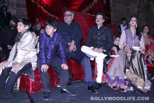 Priyanka Chopra, Karan Johar, Sridevi, Shilpa Shetty, Kajol, Ajay Devgn attend Rishika Lulla's wedding in Jodhpur