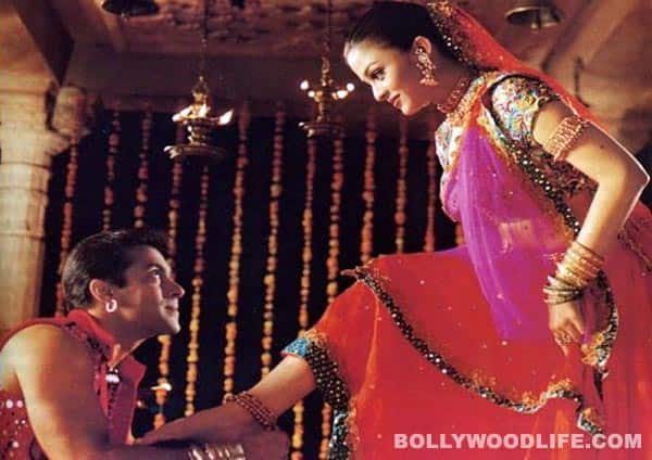 Salman Khan-Aishwarya Rai Bachchan beat the drums!