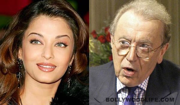 Why is Aishwarya Rai Bachchan appearing on The Frost Interview?