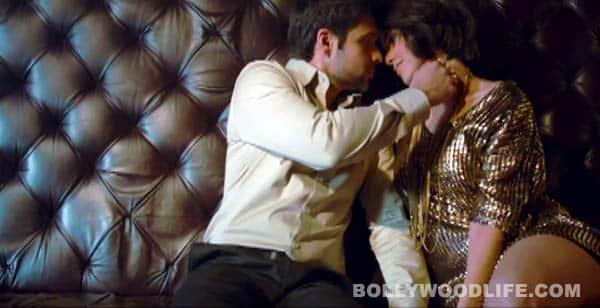 RUSH song Chup chup ke: Sagarika Ghatge steals Emraan Hashmi'sheart