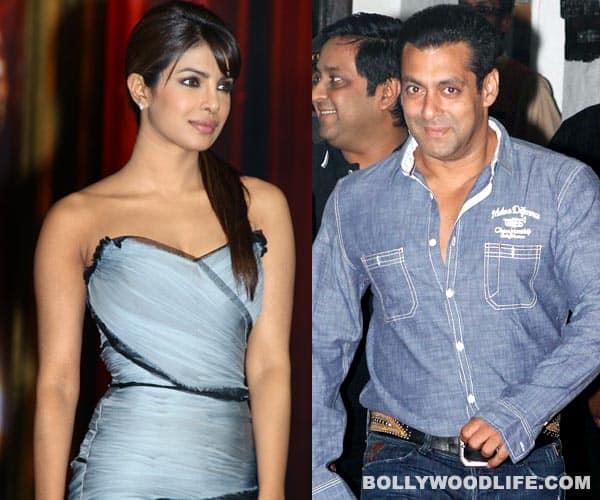 Will Priyanka Chopra romance SalmanKhan?