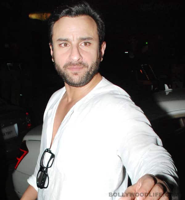 Saif Ali Khan in trouble, again!