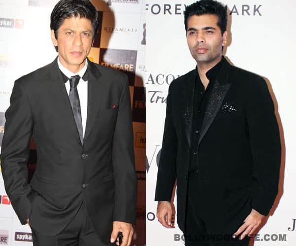 Karan Johar to direct Shahrukh Khanagain?