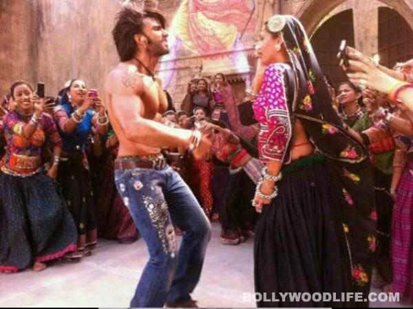 RAM LEELA first look: Ranveer Singh looks like a beefed up banjara!