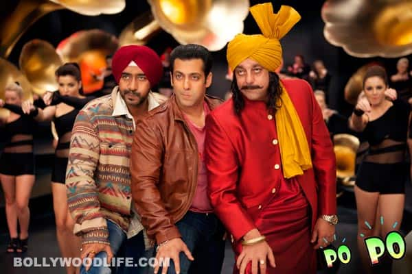 Ajay Devgn, Salman Khan, Sanjay Dutt suffer from Po po illness