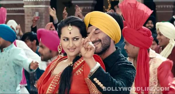 SON OF SARDAAR box office report: Ajay Devgn's entertainer touches the Rs 100 crore mark