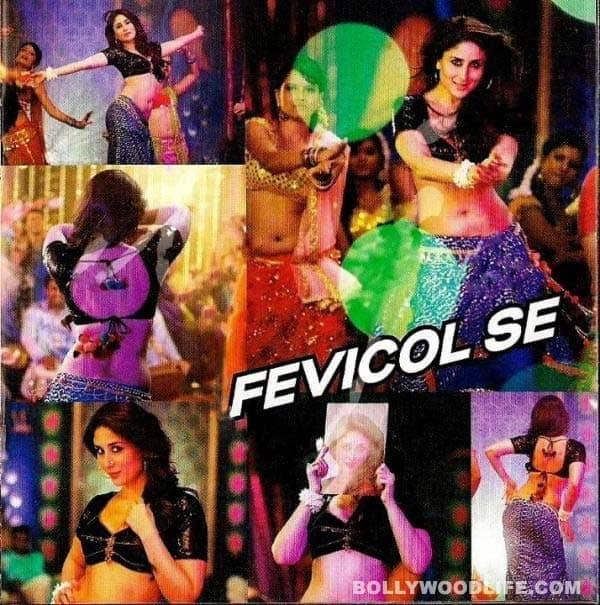 FEVICOL SE song promo: Kareena Kapoor flaunts her patli kamar in Dabangg 2 itemnumber!