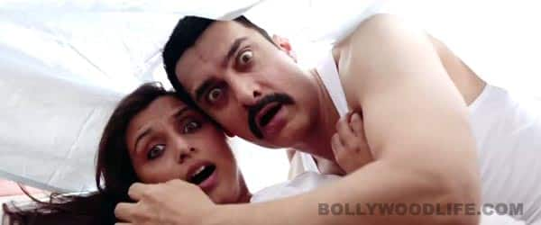 TALAASH on the sets video: Aamir Khan & Rani Mukerji turn pranksters!