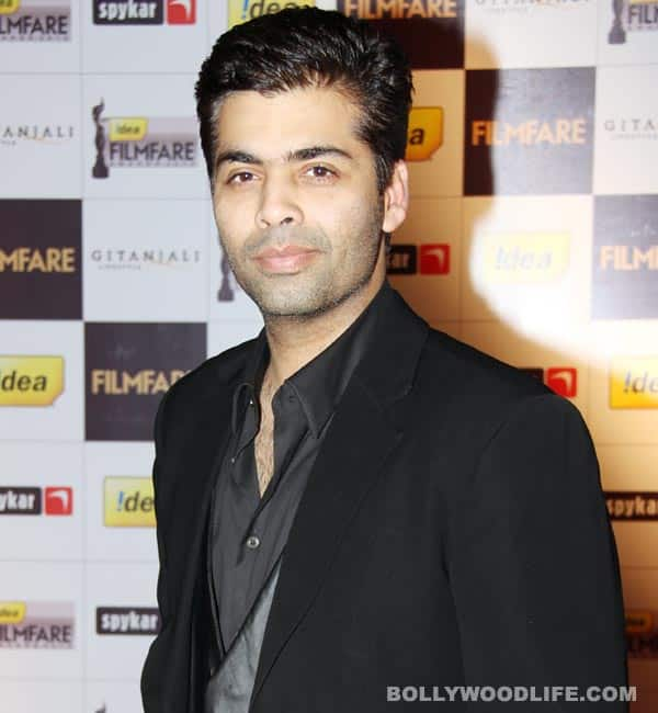 Karan Johar praises Aamir Khan to the sky!