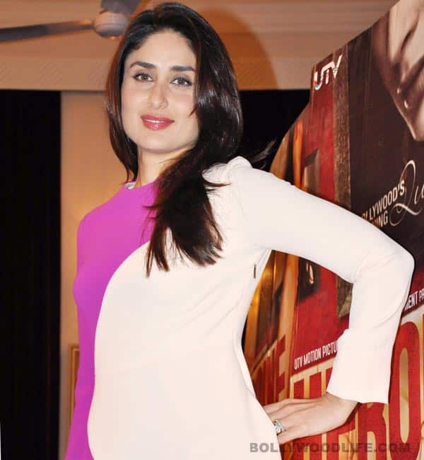 Is Kareena Kapoor okay with adding Khan to her surname?
