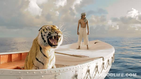 LIFE OF PI movie review: Suraj Sharma takes the cake and all the icing for sure!